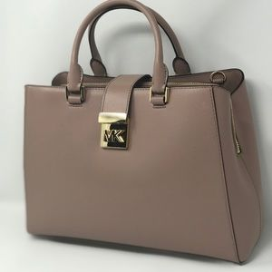 46c5e75ab6e3e7 Michael Kors Bags - Michael Kors Mindy MD EW Satchel + Carryall Wallet